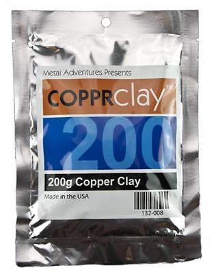 COPPER Metal Clay Jewellery and Crafting Medium