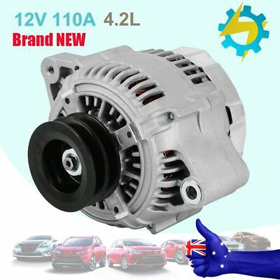 Alternator to Toyota Landcruiser HZJ73 HZJ75 HZJ80 HZJ105 1HZ 1PZ 1HD-T 4.2L
