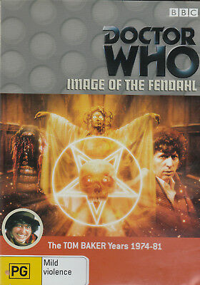 Doctor Who – 4th Dr IMAGE OF THE FENDAHL New/UNSEALED Region 4 Combine postage