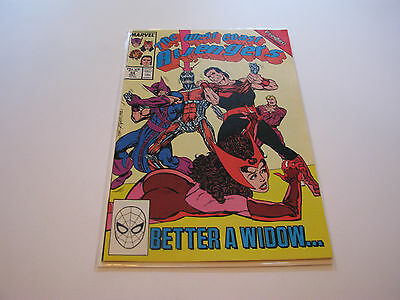 West Coast Avengers #44 (May 1989, Marvel) Vision Quest part 3
