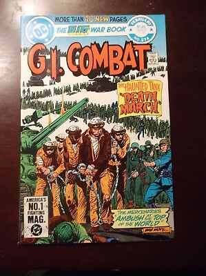G.i. Combat # 274 February Double Size Book Nm Near Mint 9.4  Haunted Tank