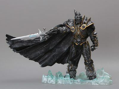 WOW Wrath of the Lich King World of Warcraft Arthas Rise Action Figure Toy 20cm