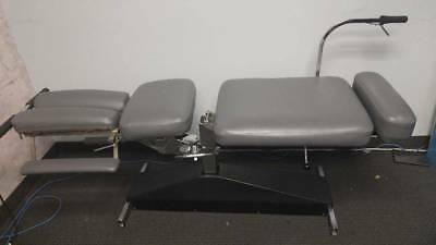 Leander Manual Flexion Distraction Table Chiropractor Chiropractic Los Angeles