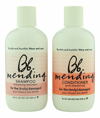 Bumble and bumble Mending Shampoo & Mending Conditioner 8.5 oz. Sealed Fresh