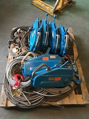 Tirfor Winch 1600kg with cable