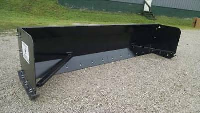"""Linville 10' x 36"""" backhoe snow pusher plow FREE SHIPPING"""