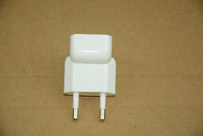 OEM EU Power Wall Plug Duck Head For Apple MacBook Pro Air Adapter PC Charger