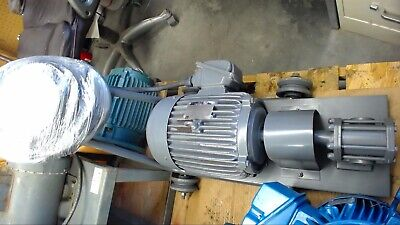 Hydrualic Pump With Motor Mounted On Stand, Teco 3 Hp 230/460 Volt, 1155 Rpm, 6P