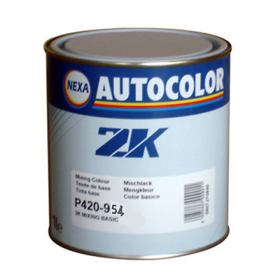 Base Nexa Autocolor P420-954 2K Mixing Hs Blue Green Lt 1