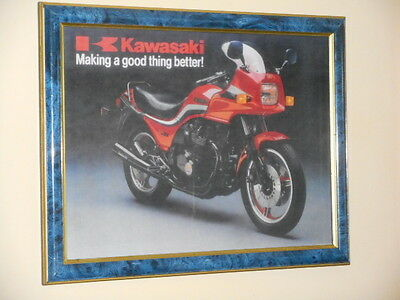 Kawasaki GPZ1100 -  frame does not come with it .