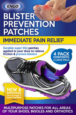ENGO Blister Prevention Patches -  4 PACK
