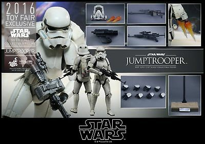 Hot Toys VGM23 Star Wars Battlefront Jumptrooper 2016 Toy Fair Exclusive NEW