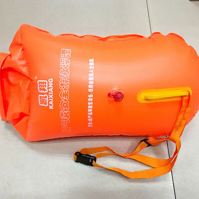 Large Inflatable Air Bags Swim Buoy Safety Swimming Equipment Floating Men Women