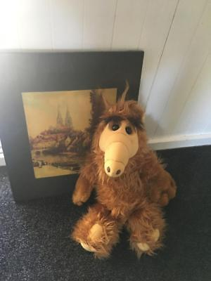 VINTAGE ALF TOY - 1986  - AS NEW CONDITION  50cm -  COLLECTABLE - GREAT PRICE.