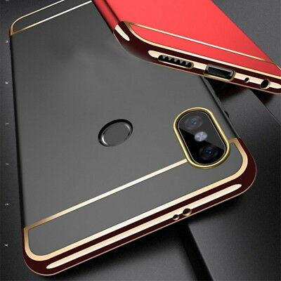 For Xiaomi Redmi Note 5 Pro 5A 360° Full Protective Hard Back Cover Phone Case