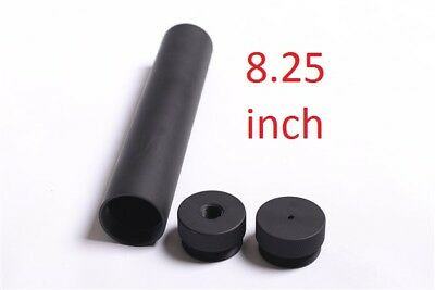 8 25 INCH SOLVENT Cleaning Muzzle Break Thread Size 1/2 AND/OR 5/8 Solvent  Trap