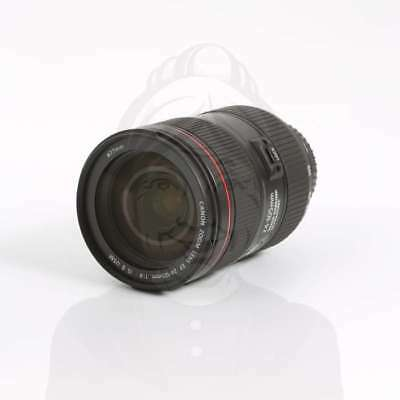 Autentico Canon EF 24-105mm f/4L IS II USM Lens Mark 2 (White Box)