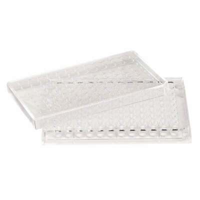 CELLTREAT Polystyrene Well Tissue Culture Plate,0.39cm2,PK100, 229197