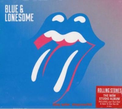 The Rolling Stones - Blue & Lonesome (CD, 2016) Digipak Brand New & Sealed C1640