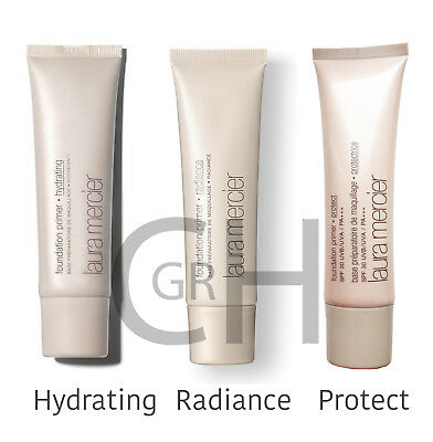 Laura Mercier FOUNDATION PRIMER > MINERAL > PROTECT. Brand NEW. FREE P&P