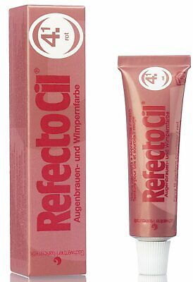 RefectoCil 4,1 Rot, Red 15ml Wimpernfarbe