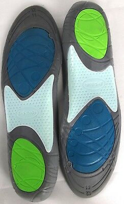 Dr. Scholl's Athletic Series Running Insoles for Men, 1 Pair, Size US 11--13