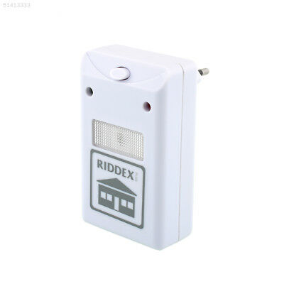 6BBE 220V Ultrasonic Electronic Anti Mosquito Rat Mice Pest Control Repeller
