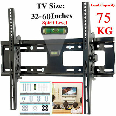 "Support TV mural orientable et inclinable 32"" - 60"" 40 42 46 50 52 55 60 385mm"