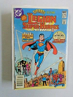 Legion of Super-Heroes (2nd Series), Lot From:#280-313, Avg 6.0-8.0, (1981-1984)