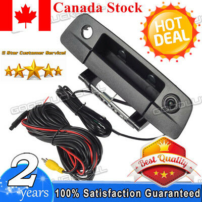 Backup Camera w/ Tailgate Handle for Dodge Ram 2009-2017 Canada Fast Shipping