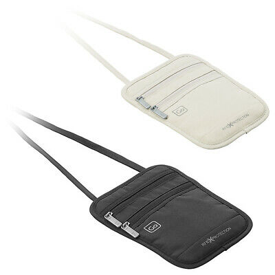 NEW Go Travel RFID Blocking Passport Pouch