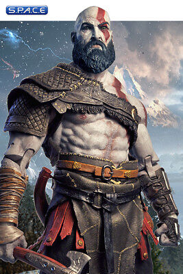 Kratos God of War Neca