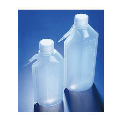 AZLON Wash Bottle,250mL,Plastic,PK5, 506535-0250