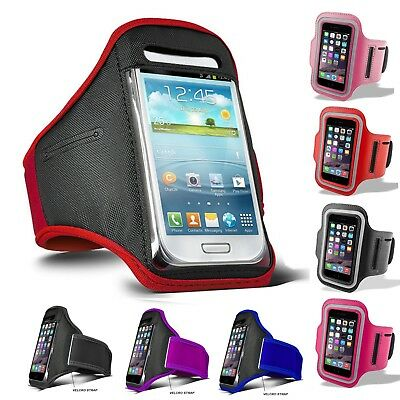 For Samsung Galaxy S8+ S9+ Plus S7 Edge Note 8 9 Armband Running Sports GYM