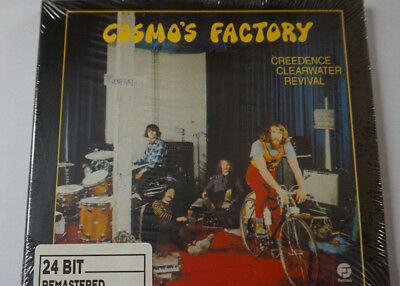 Creedence Clearwater Revival - Cosmo's Factory [ 24 Bit Remaster Digi Pack ]