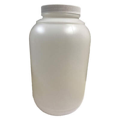 QORPAK Bottle,120mL,Plastic,Wide,PK48, PLC-03642
