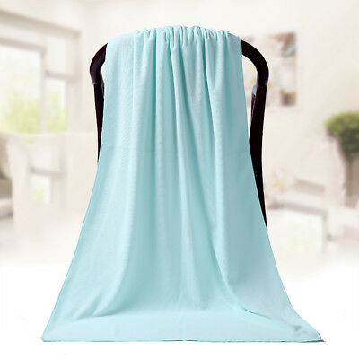 Large 180x80cm Light Microfibre Towel for Sports Gym Beach Swimming Yoga Bath