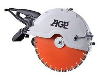 Agp C-16 Hand Held Cut-Off Saw For 150Mm Depth Cutting Of Concrete,wet And Dry