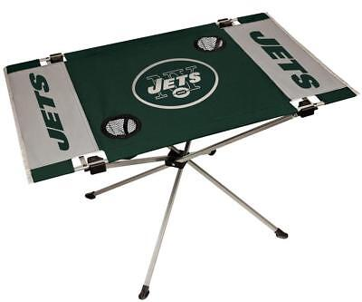 Prime New York Giants Endzone Tailgate Table New Nfl Portable Ocoug Best Dining Table And Chair Ideas Images Ocougorg