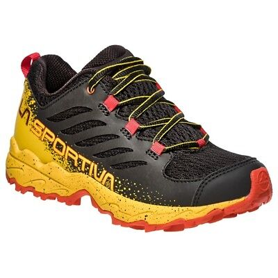 La sportiva Jynx Kids Black/Yellow 15S999100/