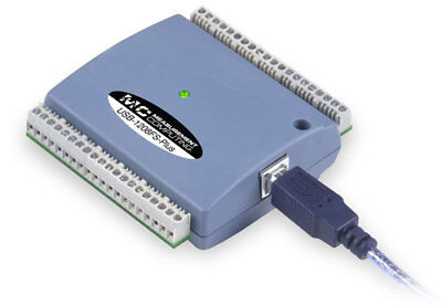 MCC  USB-1208FS-PLUS SB-based DAQ module with 8 analog input channels