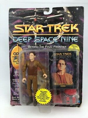 Star Trek Deep Space Nine Chief Security Officer Odo Action Figure Playmates