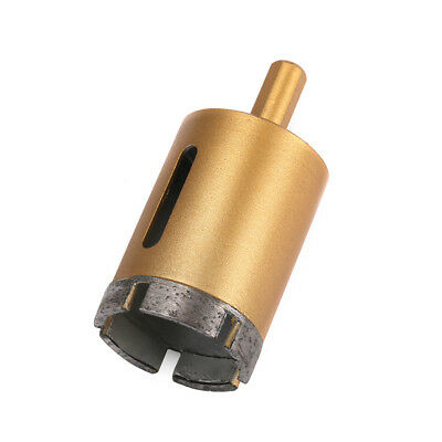 1Pc Diamond Hole Saw Drill Router Bit Cutter Tool For Marble Ceramic Stone 40mm