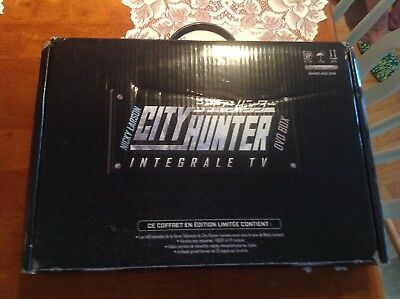 Coffret Collector Nicky Larson/City Hunter 28 DVD