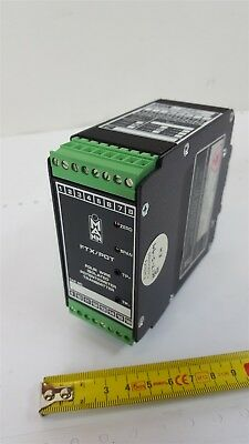 Mann FTX/POT Four Wire Isolated Potentiometer Transmitter 110VAC 4-20mA - New