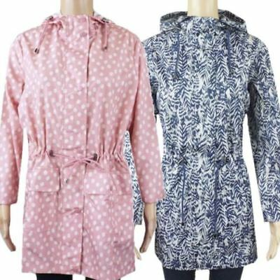 Wholesale Job Lot of 18 Ex Chainstore Lightweight Hooded Jackets Coats Womens