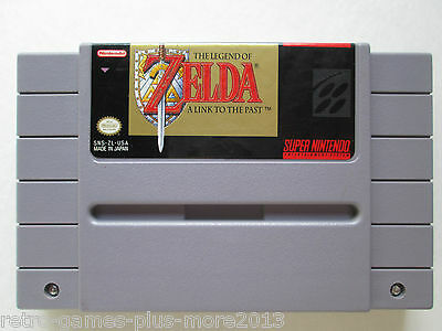 Legend of Zelda: A Link to the Past (Super Nintendo SNES, 1992) NTSC (Game Only)