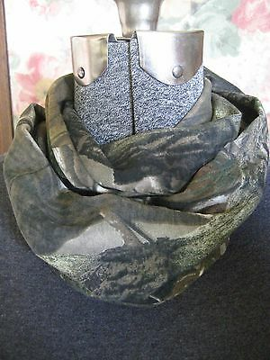 Baby Toddler unisex SMALL Realtree Camo jersey knit PHOTO PROP Infinity Scarf