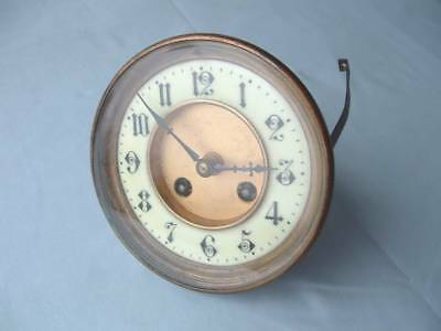 Antique French  8 day Striking Clock Brocot movement for restoration.