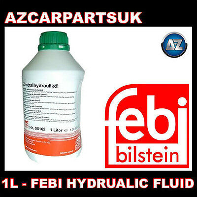 Audi Bmw Vw Volskwagen Mineral-Based Green Power Steering Fluid